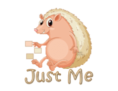 Just Me - CutePorcupine