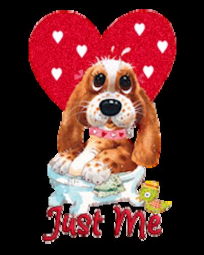 Just Me - ValentinePup2016