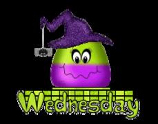 DOTW Wednesday - CandyCornWitch