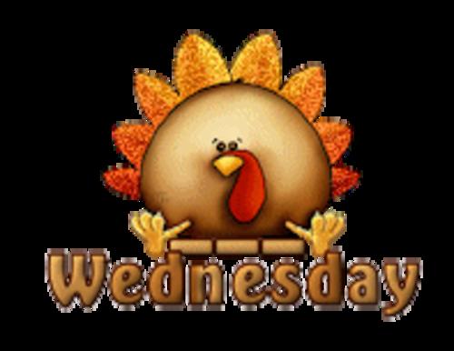 DOTW Wednesday - ThanksgivingCuteTurkey