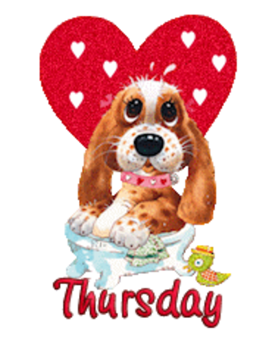 DOTW Thursday - ValentinePup2016