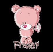 DOTW Friday - ShyTeddy
