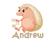 Andrew - CutePorcupine