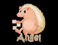 Angel - CutePorcupine