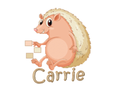 Carrie - CutePorcupine