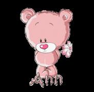 Ann - ShyTeddy