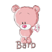 Barb - ShyTeddy