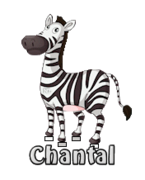 Chantal - DancingZebra