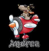 Andrea - DogFlyingPlane