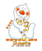 Anete - CandyCornGhost