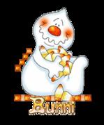 Bunni - CandyCornGhost
