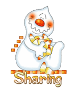 Sharing - CandyCornGhost