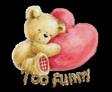 Too funny - ValentineBear2016