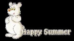 Happy Summer - DancingTeddy