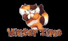 Winter Time - GigglingKitten