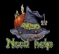 Need help - CuteWitchesHat