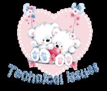 Technical issues - ValentineBearsCouple2016