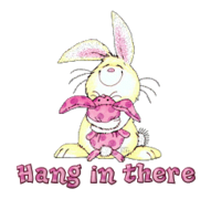 Hang in there - Squeeeeez