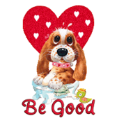Be Good - ValentinePup2016