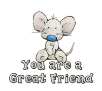 You are a Great Friend - SittingPretty