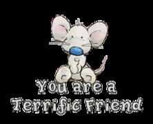 You are a Terrific Friend - SittingPretty