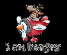 I am hungry - DogFlyingPlane