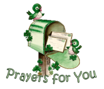 Prayers for You - StPatrickMailbox16