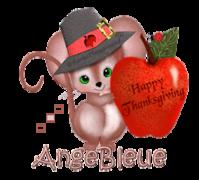 AngeBleue - ThanksgivingMouse