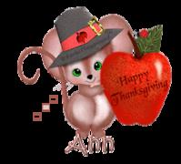 Ann - ThanksgivingMouse