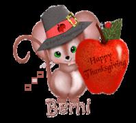 Berni - ThanksgivingMouse