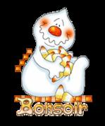 Bonsoir - CandyCornGhost
