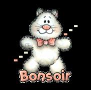 Bonsoir - HuggingKitten NL16