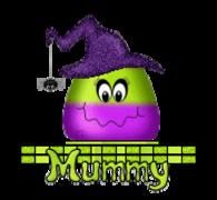 Mummy - CandyCornWitch