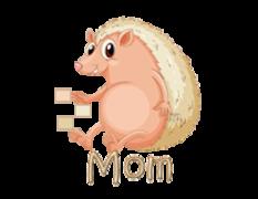 Mom - CutePorcupine