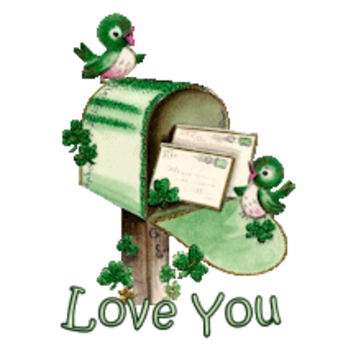 Love You - StPatrickMailbox16