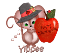 Yippee - ThanksgivingMouse