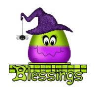 Blessings - CandyCornWitch
