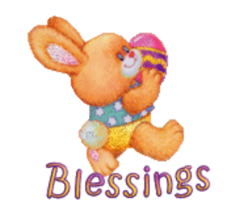 Blessings - EasterBunnyWithEgg16