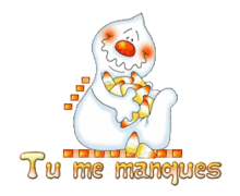 Tu me manques - CandyCornGhost