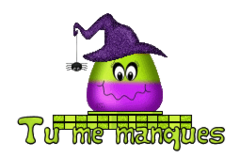 Tu me manques - CandyCornWitch