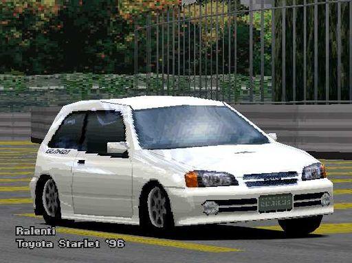 1996 Toyota Starlet Glanza V