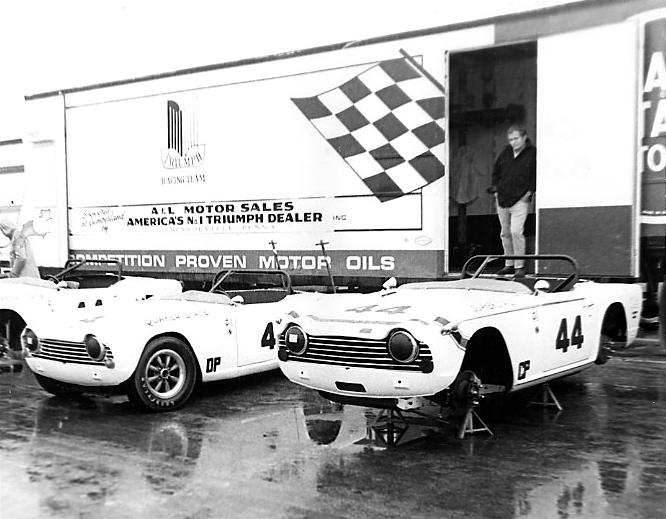 TriumphsTR250Tullius/Cumberland 1968