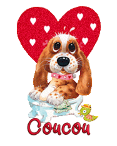 Coucou - ValentinePup2016