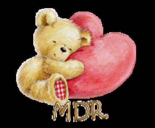 MDR - ValentineBear2016