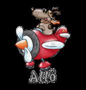 Allo - DogFlyingPlane