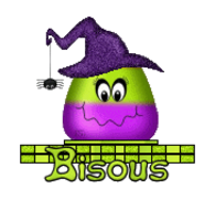 Bisous - CandyCornWitch