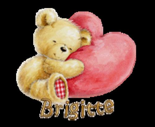 Brigitte - ValentineBear2016