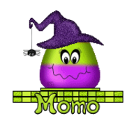 Momo - CandyCornWitch