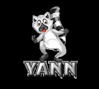 Yann - RaccoonStepOnName