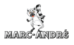 Marc-Andre - RaccoonStepOnName